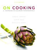 On Cooking and MCL and EText and NRA Cooking Baking Answer Sheet