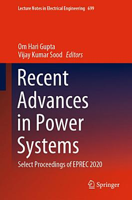 Recent Advances in Power Systems