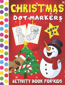 Christmas Dot Markers Activity Book for Kids PDF
