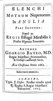 Elenchi Motuum Nuperorum In Anglia Pars Secunda; Simul ac Regiis Effugii Mirabilis è Praelio Wigorniae Enarratio: Page 2
