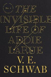 The Invisible Life of Addie LaRue Book