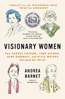 Visionary Women Book
