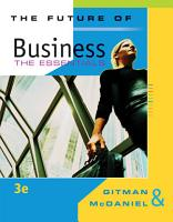 The Future of Business  The Essentials PDF