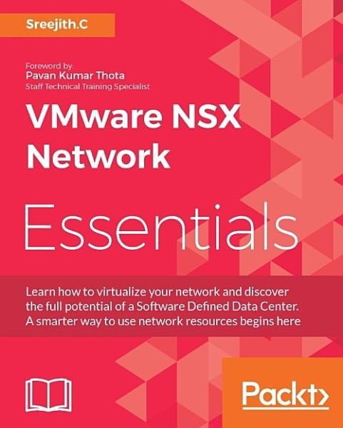 VMware NSX Network Essentials Pdf Book