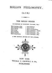 Rollo's Philosophy: Air