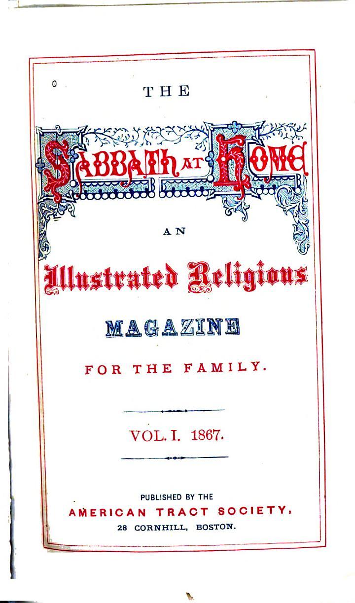 Sabbath at Home