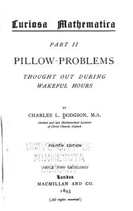 Pillow problems  thought out during wakeful hours PDF