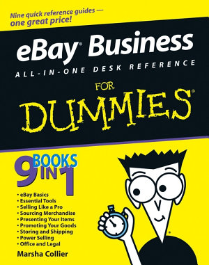 eBay Business All in One Desk Reference For Dummies PDF
