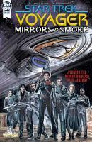 Star Trek     Voyager     Mirrors And Smoke PDF
