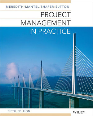Project Management in Practice  5th Edition PDF