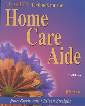 Mosby s Textbook for the Home Care Aide PDF