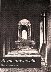 Revue universelle: recueil documentaire universel et illustré