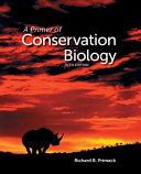 A Primer of Conservation Biology PDF