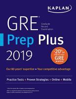 GRE Prep Plus 2019 PDF