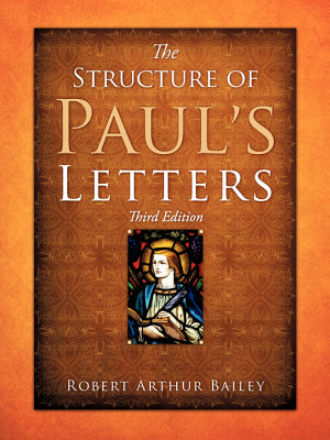 The Structure of Paul s Letters PDF