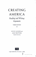 Creating America PDF