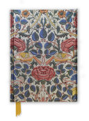 Rose by William Morris Foiled Journal PDF