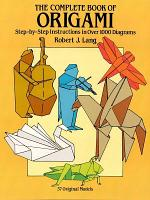 The Complete Book of Origami PDF