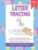 Letter Tracing Book PDF