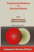 Fundamental Problems in Quantum Physics PDF