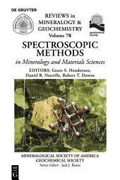 Spectroscopic Methods in Mineralogy and Material Sciences