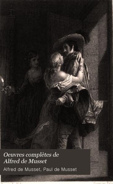 Download Oeuvres Compl  tes de Alfred de Musset Book