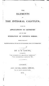 Young's elements of the integal calculus