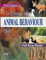 TEXTBOOK OF ANIMAL BEHAVIOUR, THIRD EDITION
