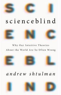 Scienceblind Book