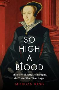 So High a Blood Book