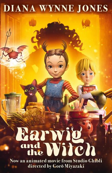 Download EARWIG AND THE WITCH Book