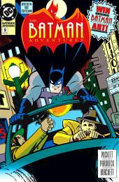 The Batman Adventures (1992-) #9