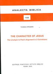 The Character Of Jesus Book PDF