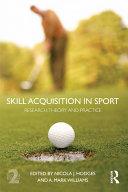Skill Acquisition in Sport
