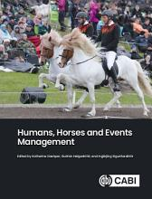 Humans  Horses and Events Management PDF