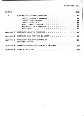 Research and Development Progress Report