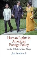 Human Rights in American Foreign Policy PDF