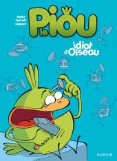 Le Piou - Tome 1 - Idiot d'oiseau