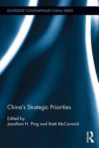 China   s Strategic Priorities PDF