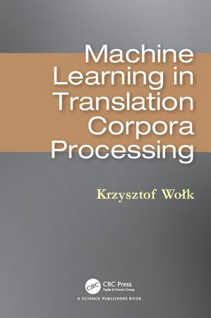 Machine Learning in Translation Corpora Processing PDF