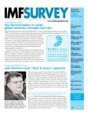 Imf Survey No. 16 2003