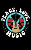 Peace Love Music PDF