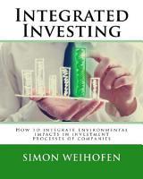 Integrated Investing PDF