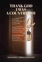 Thank God I Was A Country Boy PDF