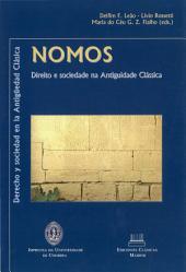 Nomos: direito e sociedade na Antiguidade Clássica = derecho y sociedad en la Antigüedad Clásica