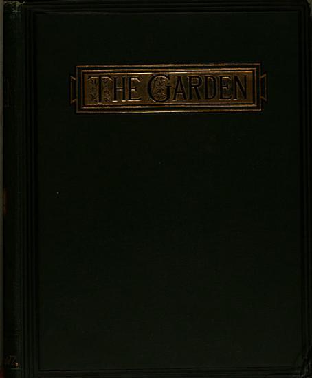 The Garden  London  PDF