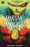 Martian Manhunter  Identity PDF