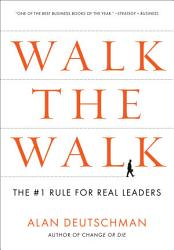 Walk The Walk Book PDF