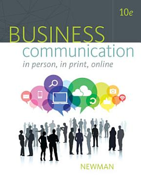 Business Communication  In Person  In Print  Online PDF