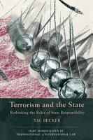 Terrorism and the State PDF
